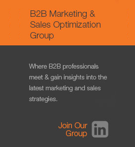 Become A Member of Our B2B Community